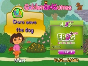 Dora Save The Dog