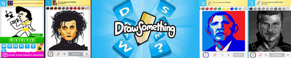 Draw Something Online - Play Draw Something Game Online